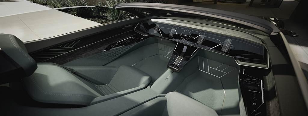 擁有Level 4自動駕駛能力的skyshpere將不再以駕駛座為中心,而是更注重乘客體驗。(圖/業者提供)