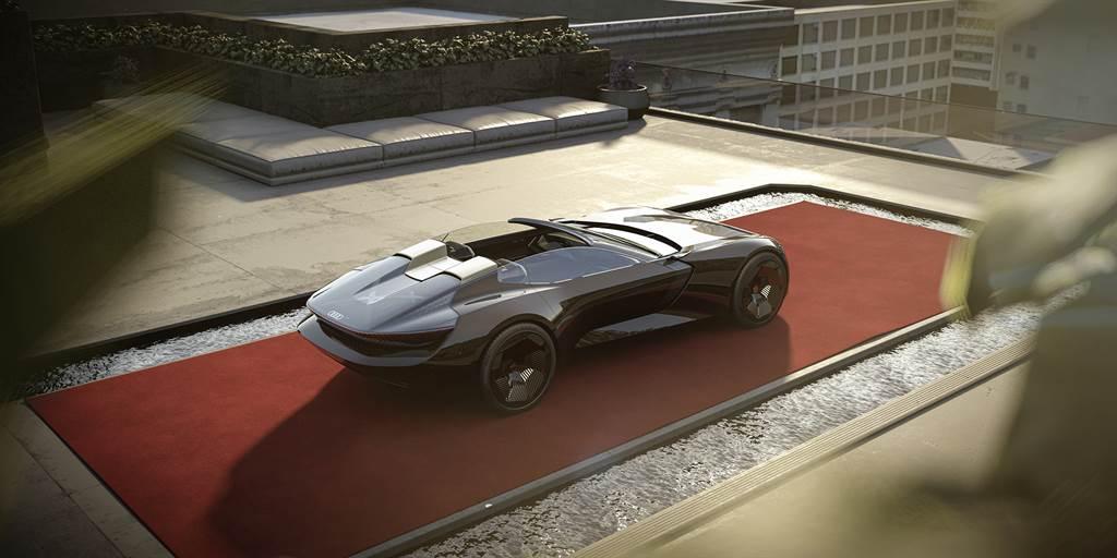 skysphere擁有創新的可變軸距科技,車內空間可依需求變化。(圖/業者提供)