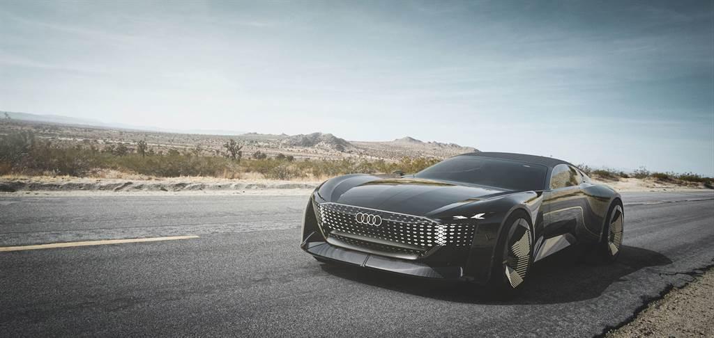 除車輛本身性能表現外,Audi正在創造新形態的車輛體驗,從Audi skysphere concept即可窺見未來的發展方向。(圖/業者提供)