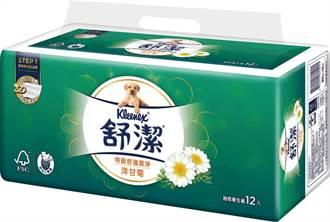 舒潔傳漲價!量販、超市祭中元優惠衛生紙免囤貨