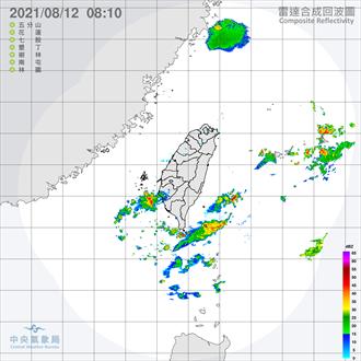 午後強對流  吳德榮:仍有劇烈天氣發生的機率