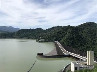 曾文水庫今年已進帳8.9億立方公尺 歷年來排名第10名