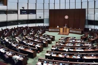 香港將發布條例草案 侮辱陸國旗國徽最高判入獄3年