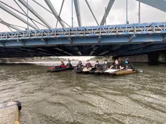 全國輕艇賽周末登場 小將不畏風雨練習立志要跟「張筑涵」一樣
