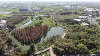 耗資近1億元量身打造 斗六農田灌溉「後庄埤」將成特色景點