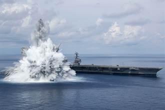 美福特號發4萬磅強大訊息 沒在怕陸航母殺手