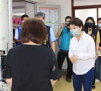 台中疫苗接種破百萬 盧秀燕:感謝市民超高水準配合