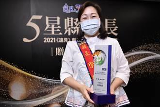 施政滿意度調查 徐榛蔚唯一獲五星肯定女性首長