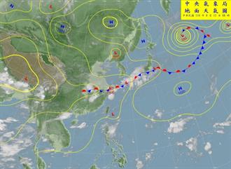 奧麥斯颱風生成機率曝 專家揭一張圖:今年夏天怪怪的