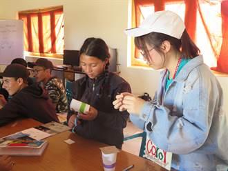 陽明交大印度志工團 盼為當地偏遠學校募111萬助弱勢童
