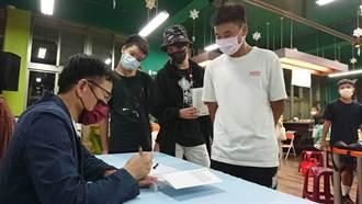 打造原民音樂基石 作家蔡淇華指導台東豐田國中學子創作