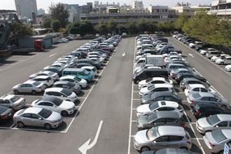 彰化市等5鄉鎮公共汽車停車格 超過9成未納入即時停車資訊