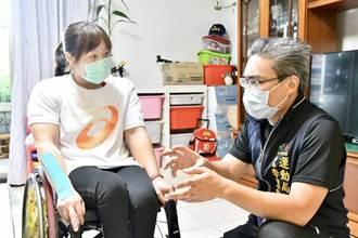 身障健力女將林亞璇六度前進帕運 生日許願為台灣奪佳績