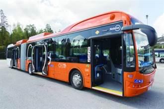 76輛比亞迪電動公車外銷芬蘭 下週在赫爾辛基上路