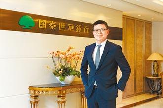 國泰世華銀 奪台灣最佳銀行