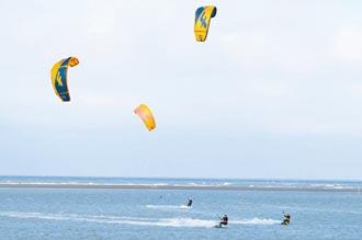 奧運熱 雲林規畫風箏衝浪公開賽