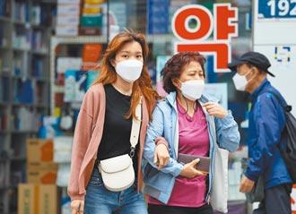 韓國日增病例 首次破2000
