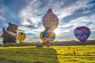熱氣球很療癒 堅持辦是社會責任