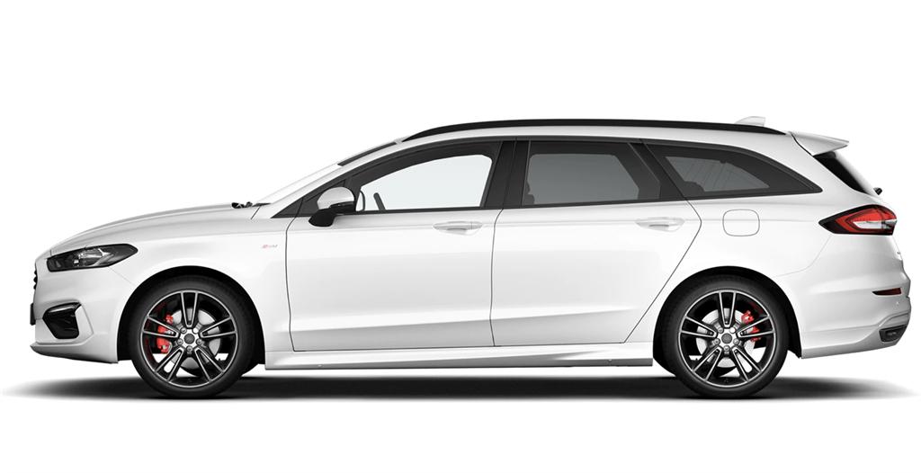 最終版 Ford Mondeo Wagon 現身7月能源局油耗測試、將導入 2.0 EcoBlue 柴油規格!(圖/Carstuff)