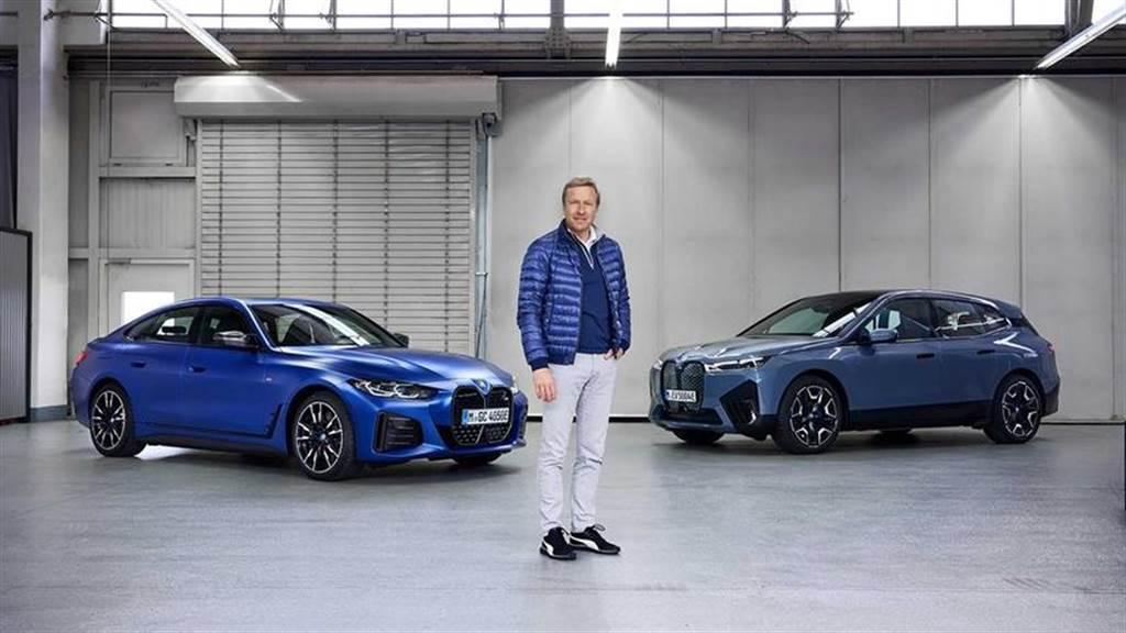 全新平台2025年問世 BMW 3系列電動車打頭陣。(圖/DDCAR)