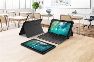 衝教育市場 華碩Chromebook Detachable CZ1免萬帶回家