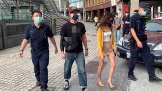 辣妹沒帶行李進旅館不單純 警門外聽啪啪聲逮3女3男「超連結」
