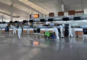 機場地勤成疫情破口 陸提升防疫保護標準