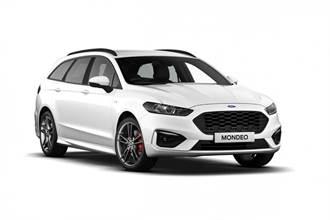 最終版 Ford Mondeo Wagon 將導入 2.0 EcoBlue 柴油規格!