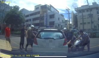 台中警方今街頭包抄 逮捕詐欺犯等3嫌