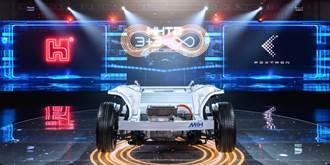 鴻海MIH電動車2023年量產 十月中搶先展示三款新車