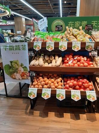 量販、超市葉菜漲15% 履歷、有機蔬菜缺