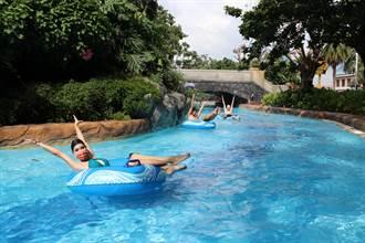 暑假倒數玩水去 全台最大水樂園14日將開園