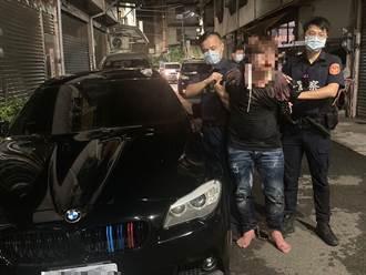 24歲男違停遇盤查逃逸 霧警逮回發現是通緝犯