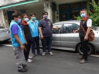 萬隻燕子棲息在花蓮新港街道上 民眾愛車遭「糞雨」 襲擊