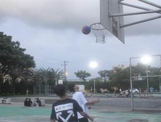 楊梅、中壢、大溪等區籃球場 預計假日正式開放、半場限定15人