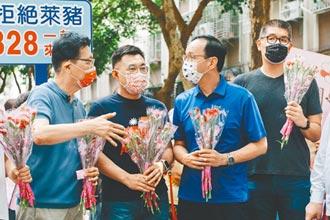藍提憲法九二 陸委會:北京定義只剩一中原則