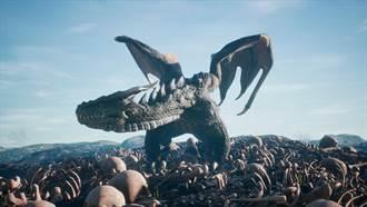 傳說中「龍的生物」出土 澳洲驚現翼展7公尺化石