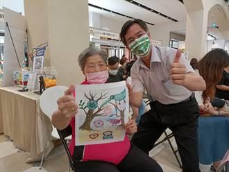 水保局繪畫賽獲迴響 6000多人參與、99歲嬤獲獎