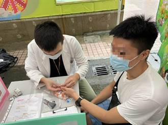 七夕也要防愛滋 8月試劑免運促為「愛」篩檢