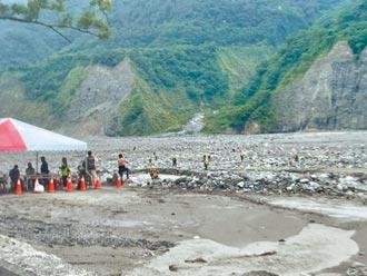 玉穗溪再爆土石泥流 桃源區代表仍未尋獲