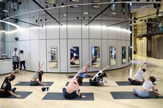 大陸全民健身之一》東奧過後 大陸推廣全民健身