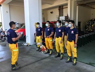 海地強震傷亡慘重 台南市消特搜隊整備好跨海救災