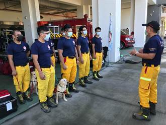 友邦海地強震 黃偉哲指示台南消防特搜整備待命救援