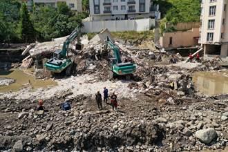 土耳其黑海洪災增至57死 傳至少329人失蹤