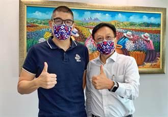 連勝文嘆遭攻擊 卓伯源痛批:民進黨縱容網軍造謠讓人唾棄