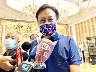 卓伯源:絕不參選2024大位 把台灣贏回來