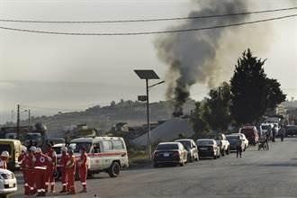 黎巴嫩油罐車爆炸 至少20人喪生