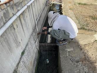 監測農地汙染源頭 環保局啟用「縮時膠囊」