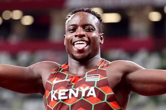 田徑》肯亞100公尺王者誕生 奧運僅10秒如今飆9秒86