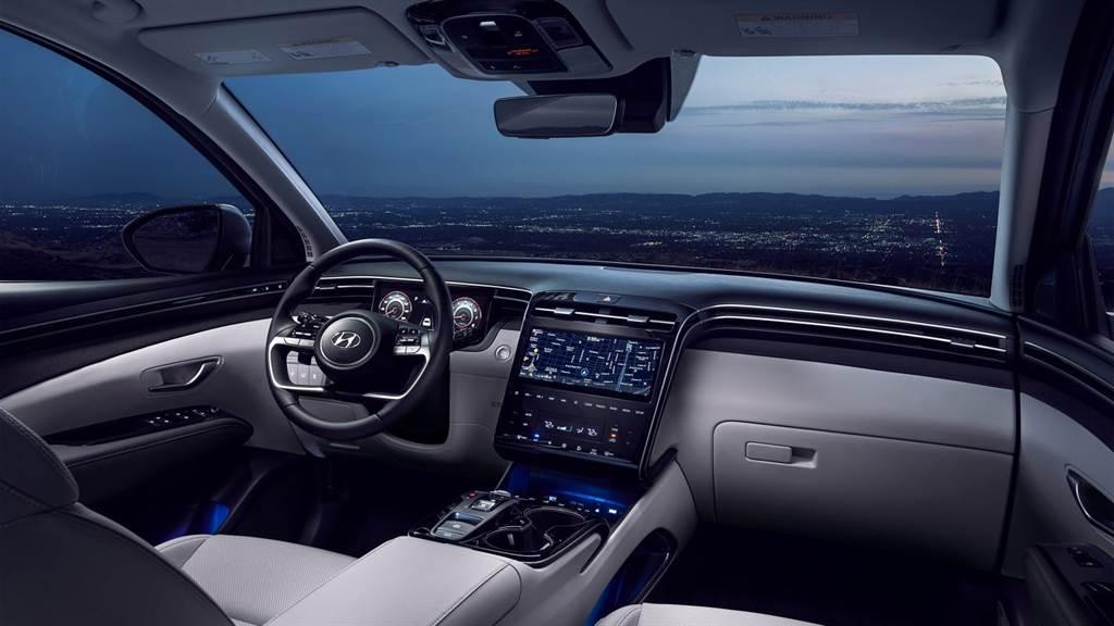 降低入手門檻 國產第四代Hyundai Tucson將推2.0L自然進氣動力(圖/CarStuff)